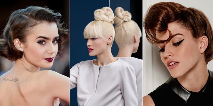 30 coiffures de fêtes faciles et glamour