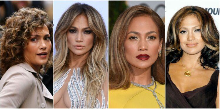Jennifer Lopez : ses 10 façons d'adopter le blond méché