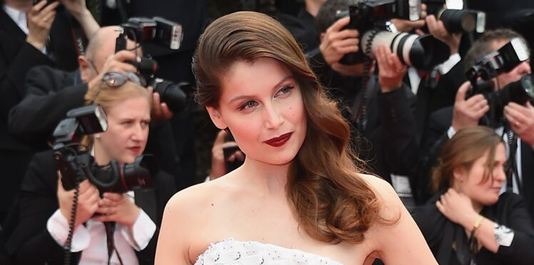 Le side hair de Laetitia Casta