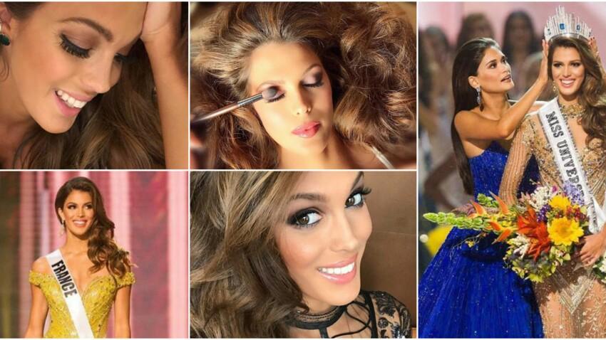 5 questions beauté à Iris Mittenaere, Miss Univers 2017