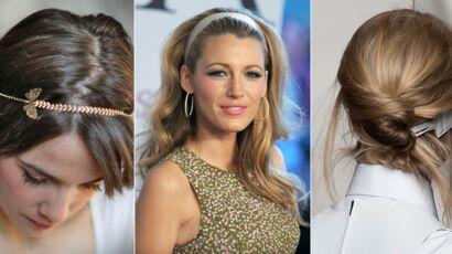 20 Coiffures Bluffantes Pour Cheveux Courts Femme Actuelle Le Mag