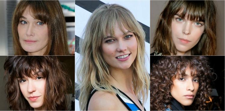 Morpho coiffure : quelle frange pour mon visage ?