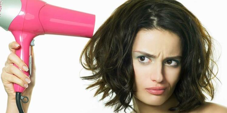 Help, mon sèche-cheveux est HS !