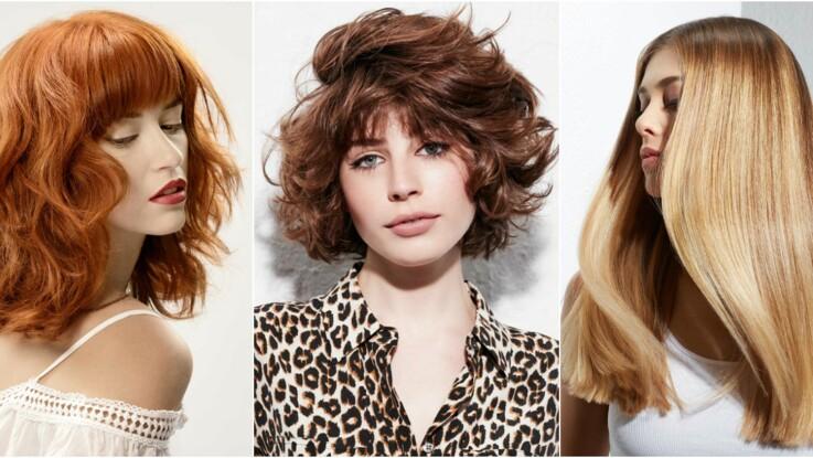 Couleur cheveux femme actuelle