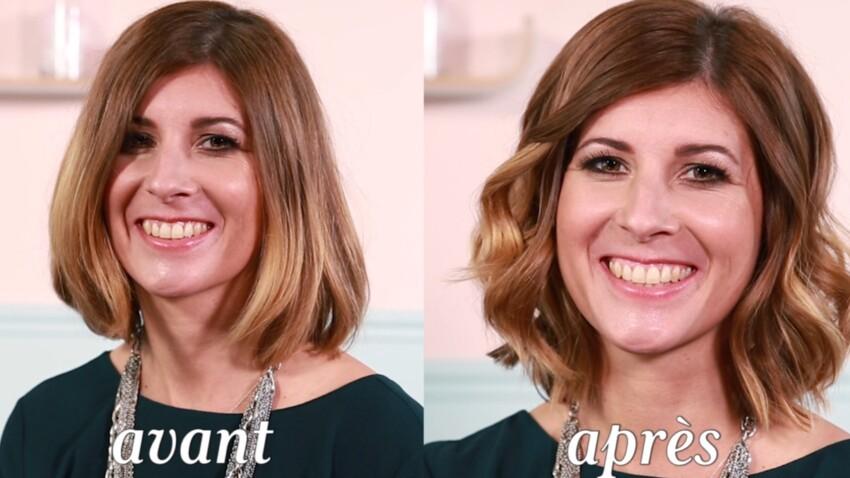Tuto coiffure : donner du volume aux cheveux raides