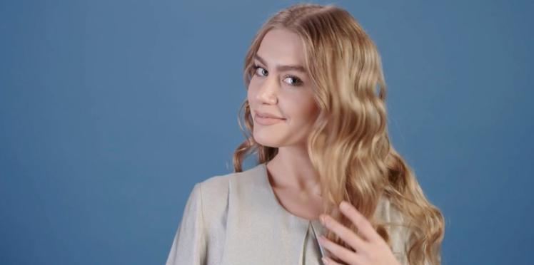 Ma beauté facile : des ondulations glamour (vidéo)