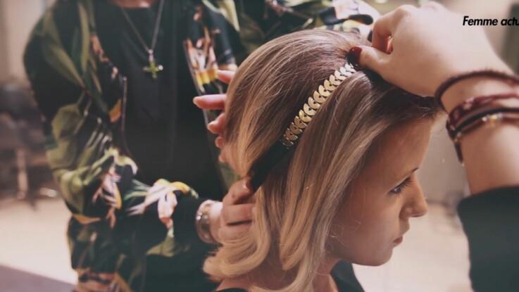Vidéo : le bon geste pour placer un headband sur cheveux courts