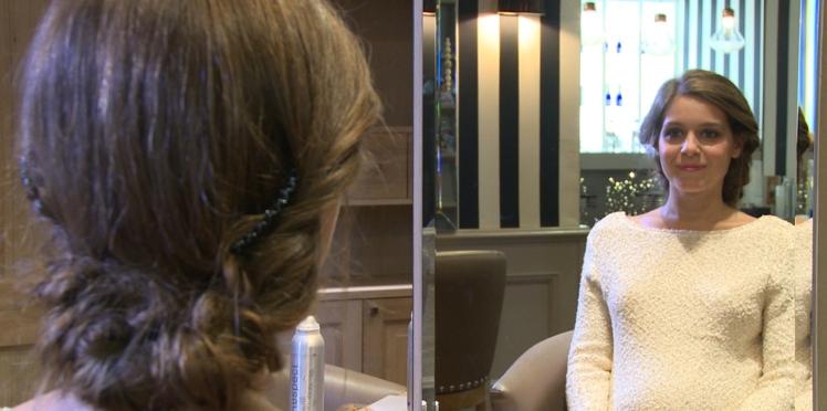 Défis coiffure : l'attache romantique (vidéo)