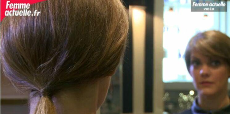 Coiffure de soirée express : la queue-de-cheval sophistiquée en vidéo