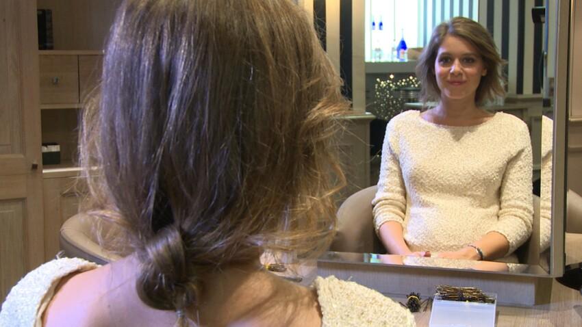 Défis coiffure : la queue-de-cheval nouée (vidéo)