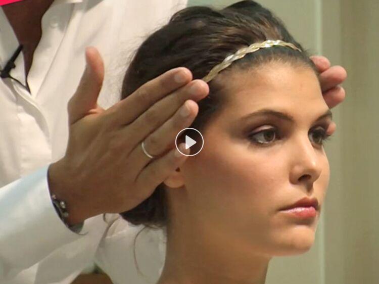 3 Facons De Porter Un Headband Femme Actuelle Le Mag