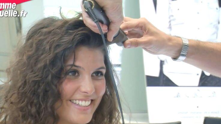 Boucler ses cheveux avec un lisseur