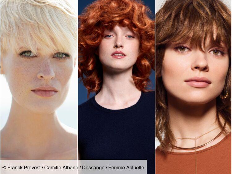 10 Façons Canons De Porter La Frange En 2018 Femme