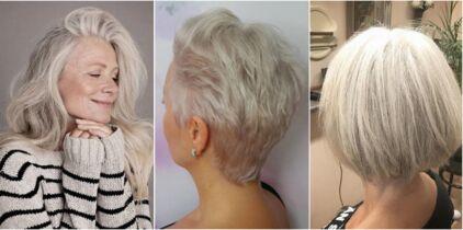 Coupe de cheveux long et fin