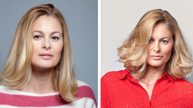 Avant/après : le relooking coiffure de Barbara
