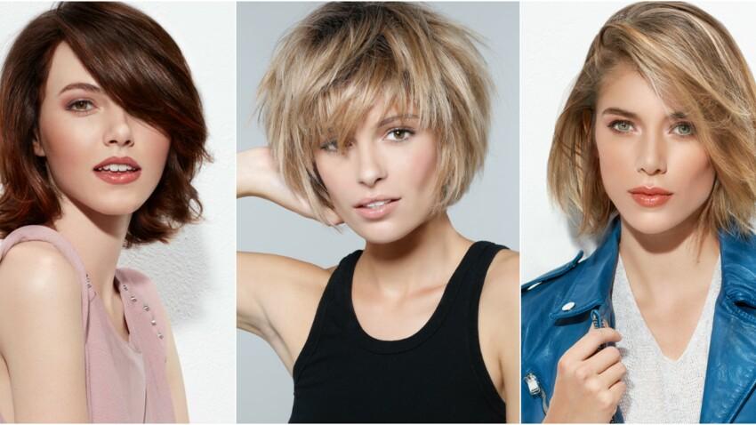 Coupe Au Carre Les Meilleurs Modeles Pour Cheveux Fins Femme Actuelle Le Mag