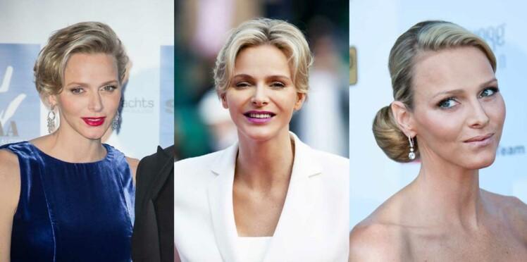 Charlène de Monaco, ses plus beaux looks beauté