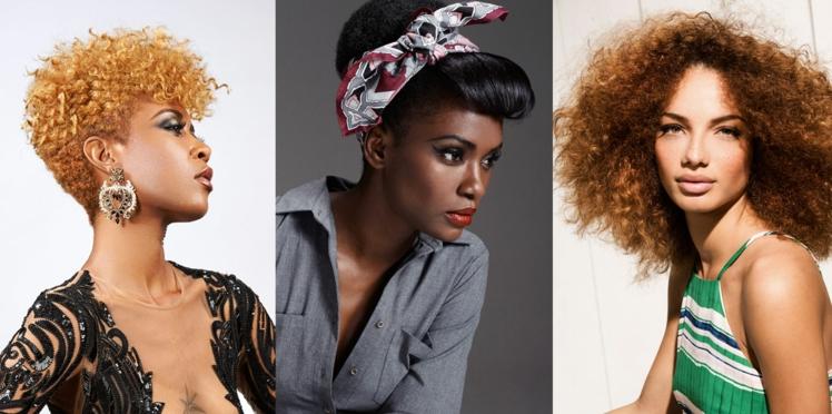 Cheveux crépus, les tendances coupe et coiffure à adopter