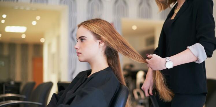 Model coiffure de femme