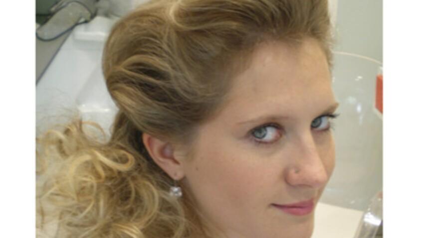Coiffure de mariage : un look romantique, 3 coiffures