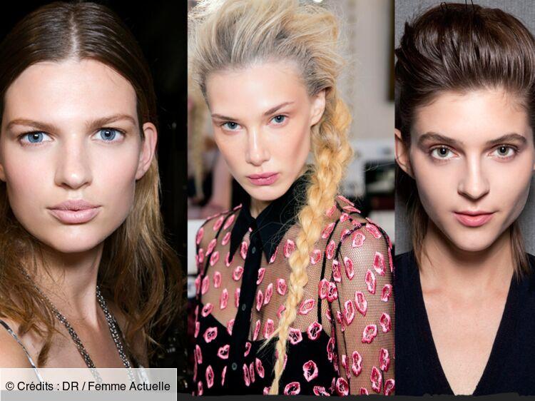 Coiffure Les Nouveaux Looks Pour 2014 Femme Actuelle Le Mag