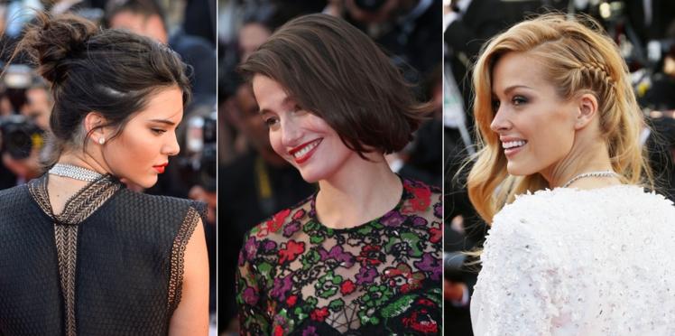 Festival de Cannes : les plus jolies coiffures des stars