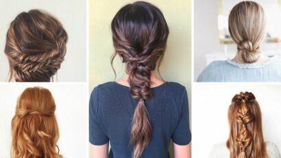 Coiffure De Mariage Je Fais Quoi Avec Mes Cheveux Fins Femme Actuelle Le Mag