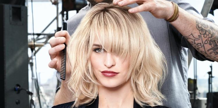 Un visage affiné avec la bonne coupe de cheveux