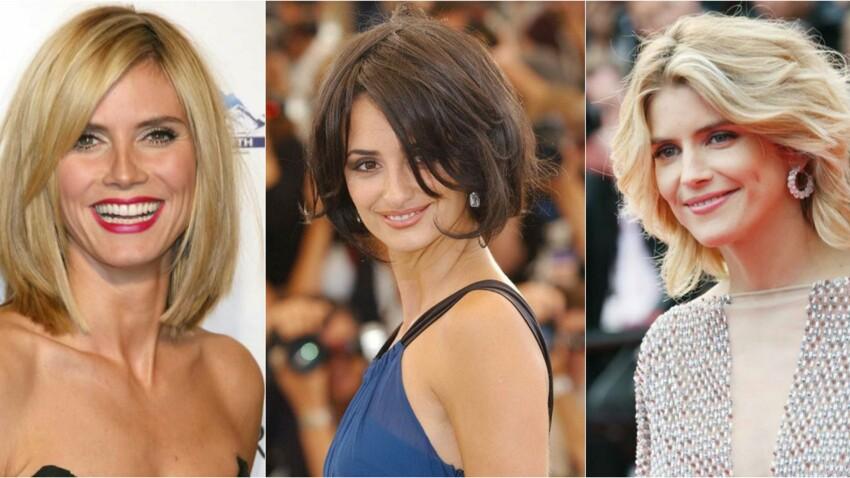 Coupe de cheveux : ces carrés de stars faciles à vivre