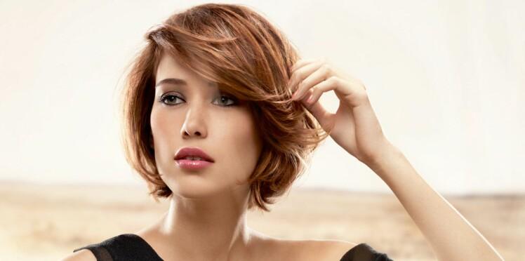 Tendances coiffures : passez  au carré