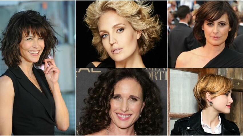 Quelle coupe de cheveux adopter à 50 ans et plus ?