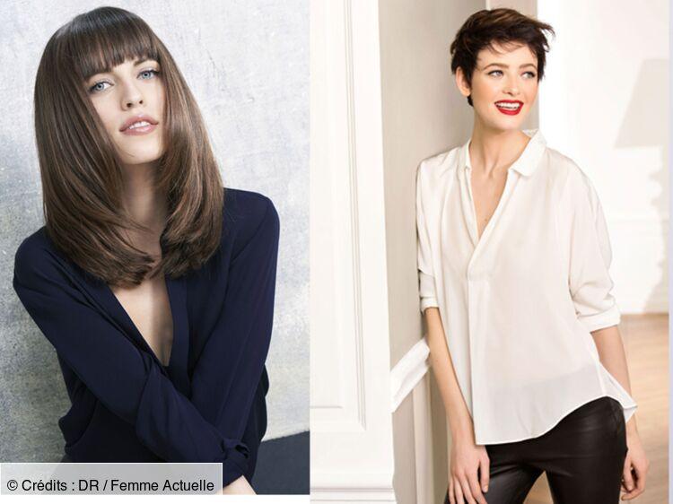 Coupe De Cheveux 100 Idees Coiffures Pour Trouver Votre Style Femme Actuelle Le Mag