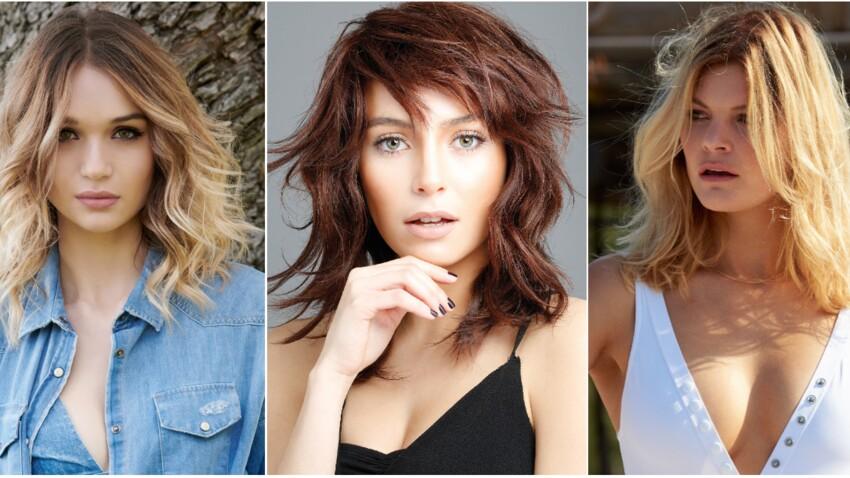 Tendance cheveux : on craque pour la coupe lob