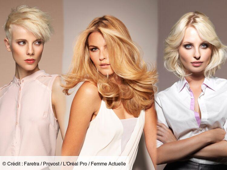 Coupes De Cheveux 30 Idees Pour Tous Les Styles Femme Actuelle Le Mag