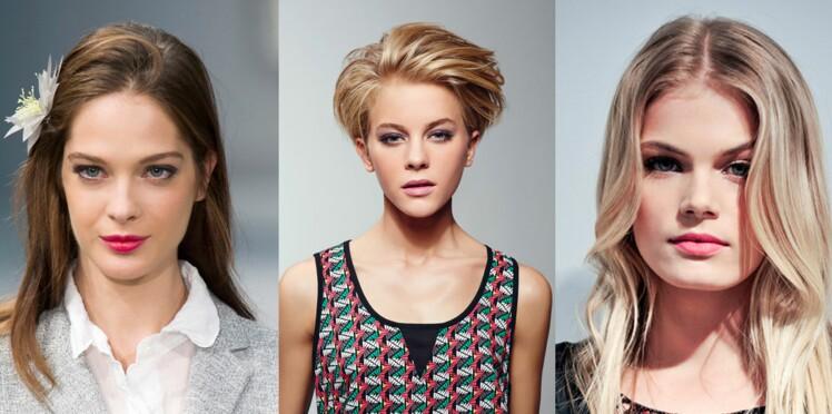 Coupes et coiffures : 70 modèles pour trouver son style