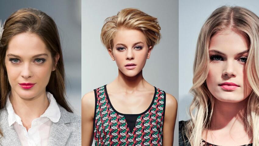 Coupes Et Coiffures 70 Modeles Pour Trouver Son Style Femme Actuelle Le Mag