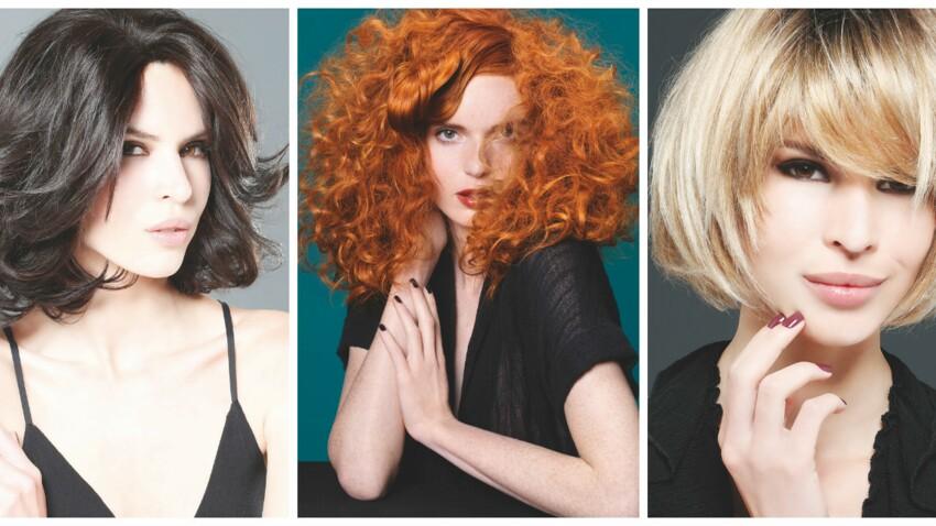 Cheveux lisses ou ondulés, à chacune sa coupe