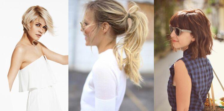 50 idées de coupes et coiffures pour l'été