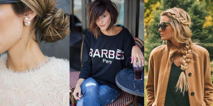 Coiffures d'automne : 15 looks pour s'inspirer
