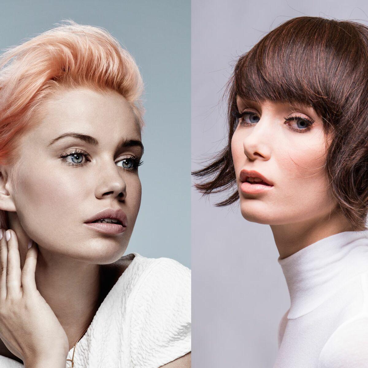 Coupe Courte 25 Idees Special Cheveux Fins Femme Actuelle Le Mag
