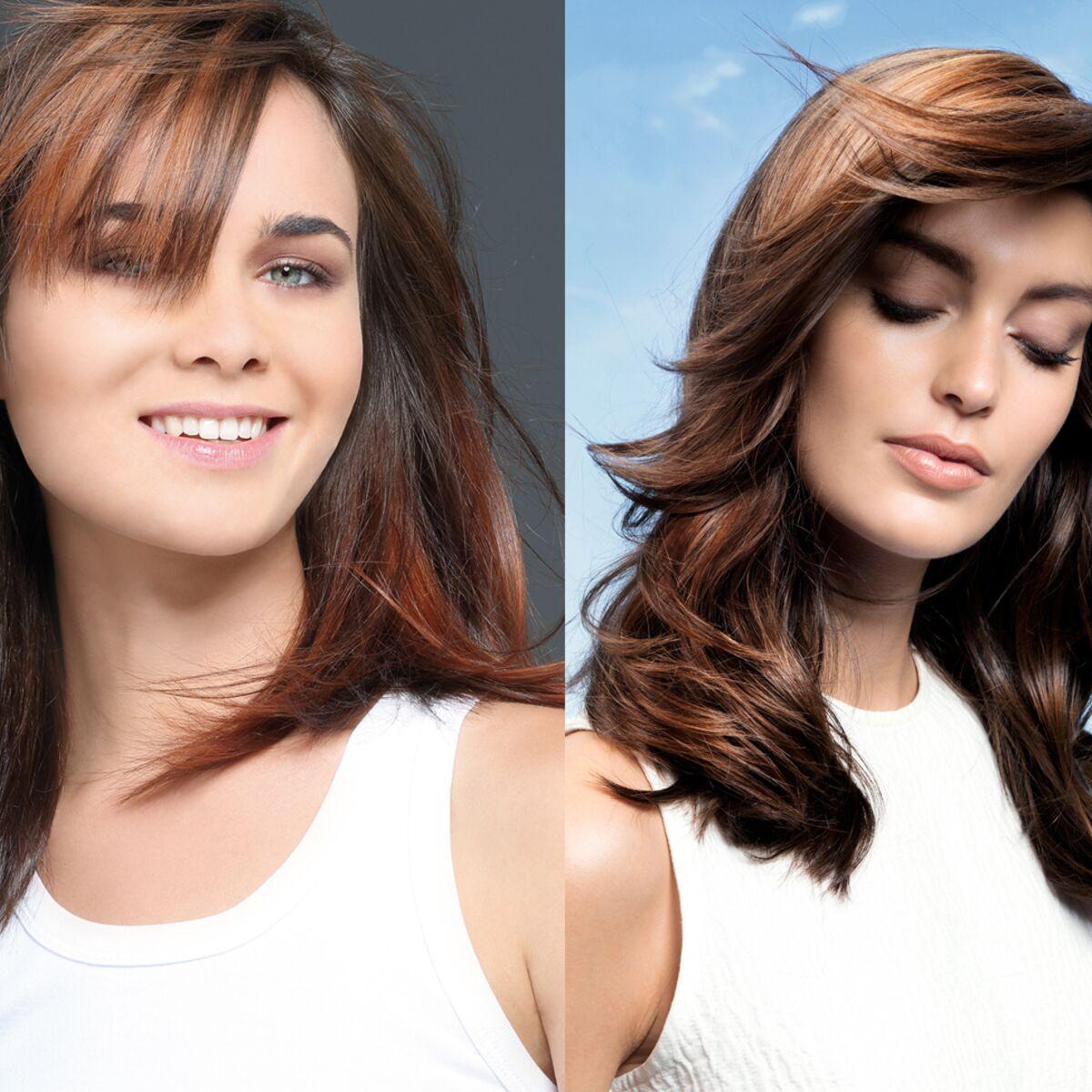 Cheveux Mi Longs Nos Idees De Coupes A Oser Femme Actuelle Le Mag