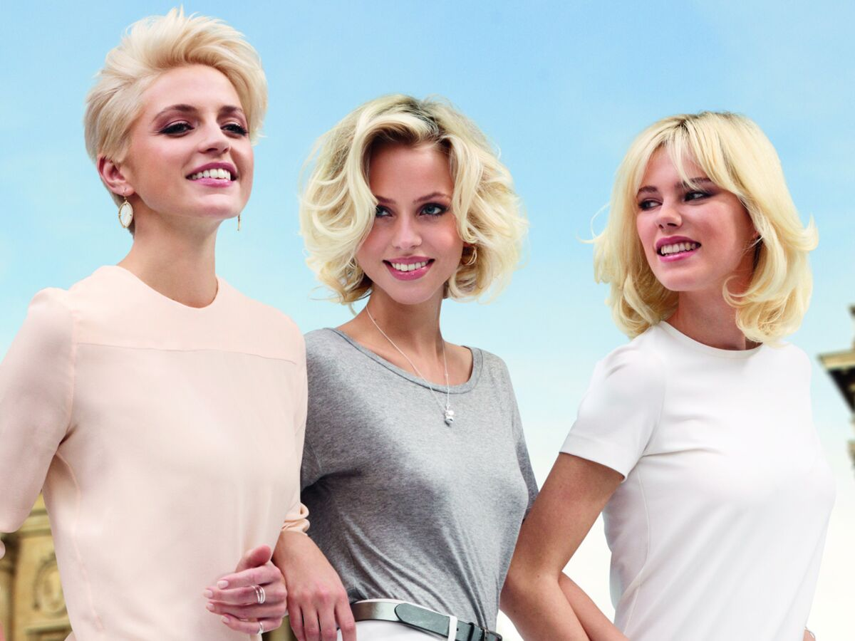 Le Top Des Coupes De Cheveux De 2014 Laquelle Allez Vous Adopter Femme Actuelle Le Mag