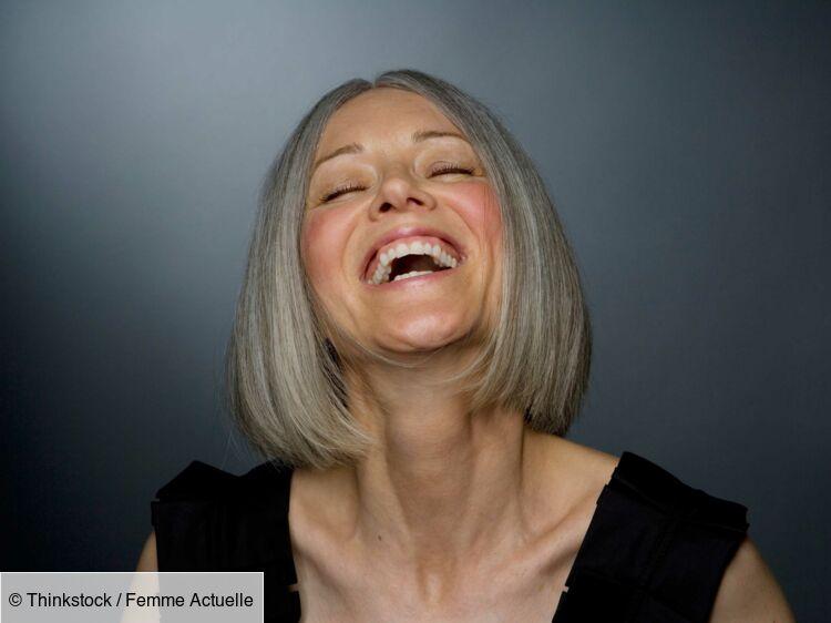 Coiffure actuelle femme 60 ans