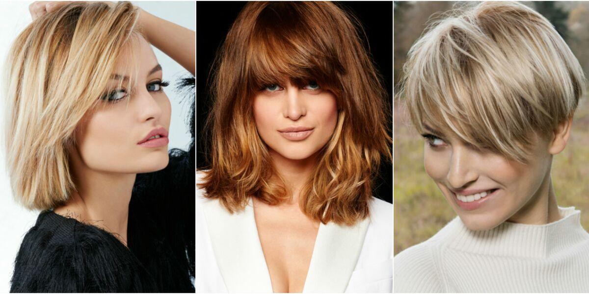 Les Coupes De Cheveux A Adopter A 30 Et 40 Ans Femme Actuelle Le Mag