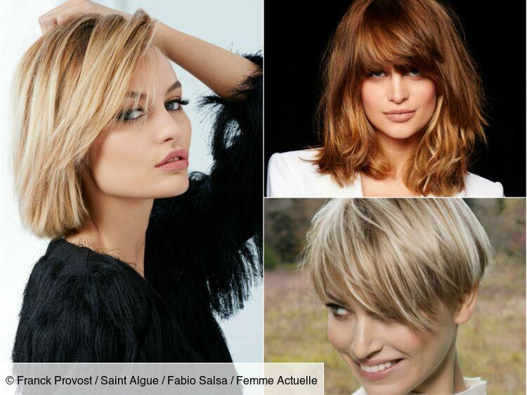 Les coupes de cheveux à adopter à 30 et 40 ans : Femme Actuelle Le MAG