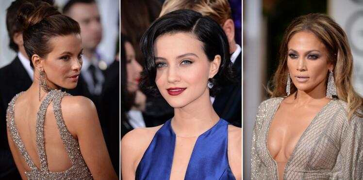 Golden Globes 2015 : nos 20 looks beauté préférés