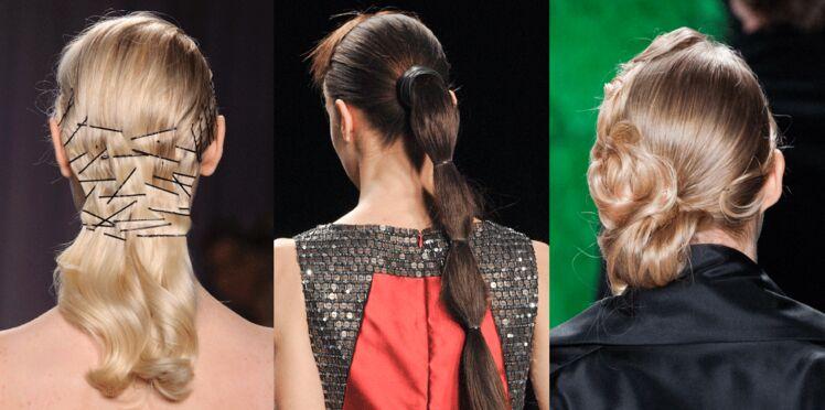 Ces coiffures encore plus jolies vues de dos