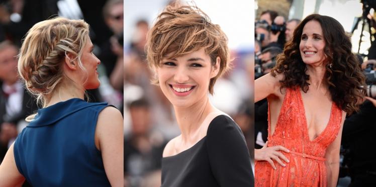 Cannes 2015 : le palmarès des plus belles coiffures