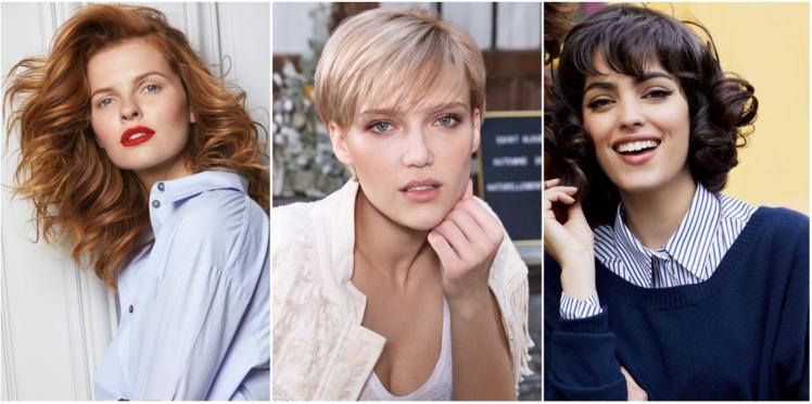 Les tendances coupe de cheveux de l'automne-hiver 2018/2019