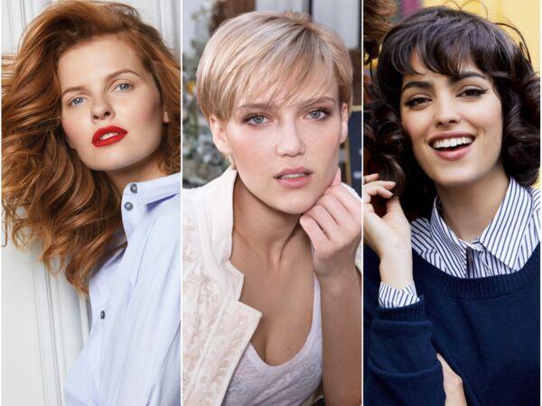 Modele de coiffure femme actuelle